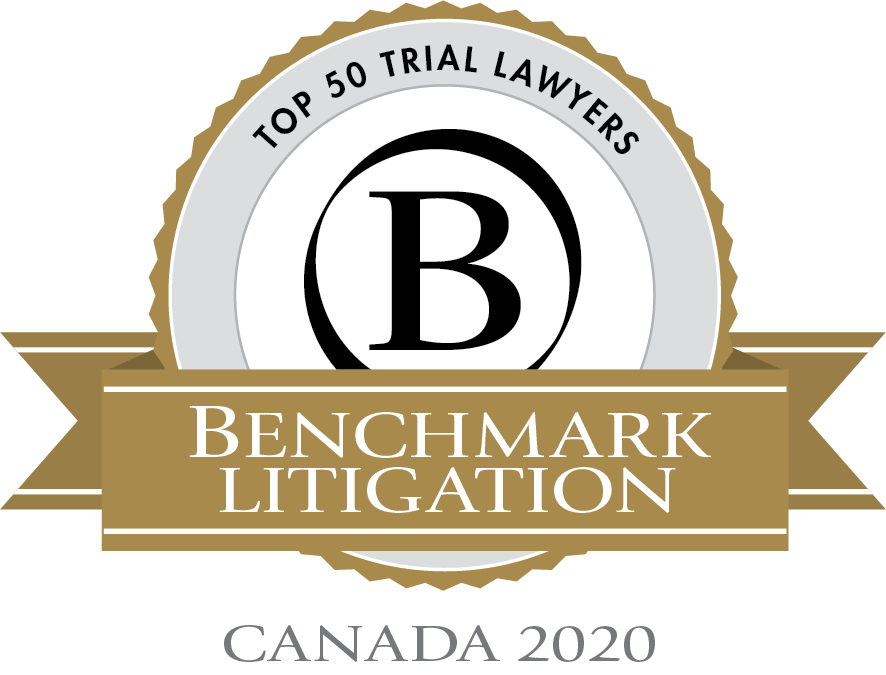 Top 50 Trial Lawyer 2020